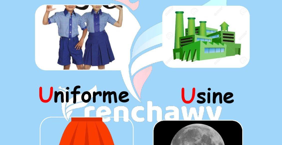 Alphabet français-la-lettre-u-Rahaf-Walid