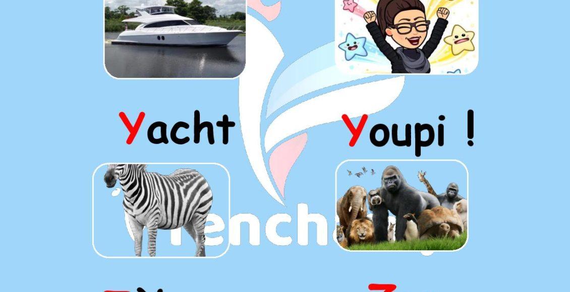 Alphabet français-la-lettre-y-lettre-z-Rahaf-Walid