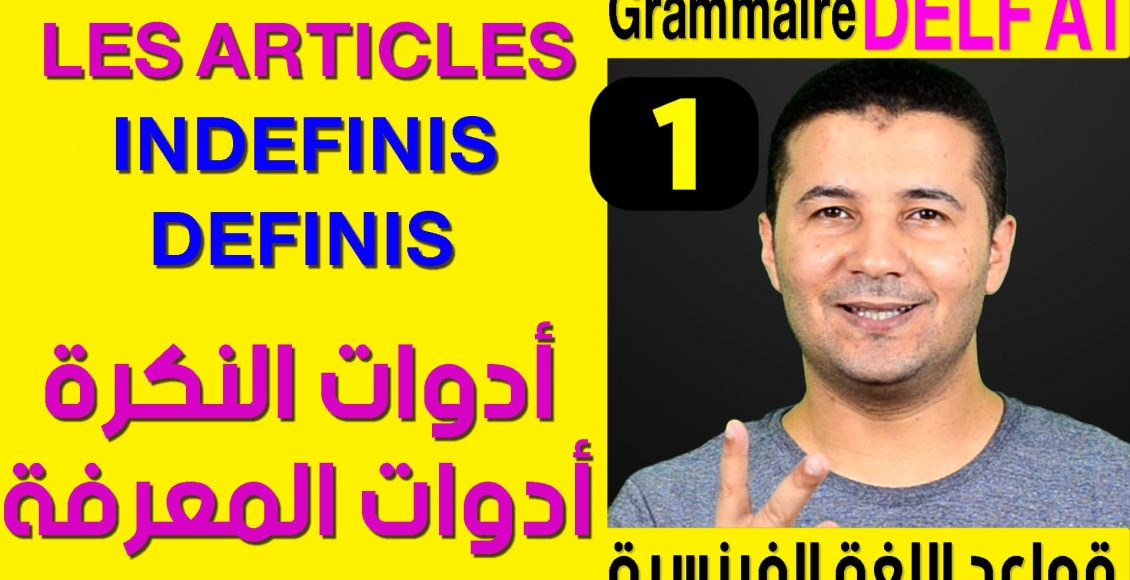 Grammaire-DELF-A1-1-les-articles-indéfinis-et-les-articles-définis 1
